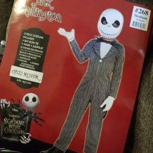Other - Boys Jack Skellington Costume